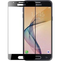 Защитное стекло для Samsung Galaxy J5 Prime (Perfeo Full Screen Asahi PF-TG-FA-SAM-J5PRB) (черный)