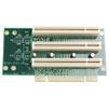 Райзер-карта Chieftec UNC PCI-CARD-2U OEM - КонтроллерКонтроллеры<br>Райзер-карта для серверных корпусов 2U, 3xPCI (позволяет подключить к одному разъему до трех PCI – устройств).<br>