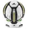 Полноразмерный футбольный мяч (Adidas miCoach Smart Ball 190010) - Игрушка для мальчиковИгрушки для мальчиков<br>Особенностью являются установленные в него многочисленные сверхчувствительные датчики. Они собирают информацию в реальном времени о том, с какой силой пользователь ударил по мячу, о траектории полета, скорости вращения и отправляют эту информацию в специальное одноименное приложение на смартфоне miCoach smart ball.<br>