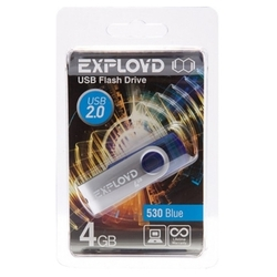 EXPLOYD 530 4GB (синий)