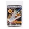 EXPLOYD 530 16GB (оранжевый) - USB Flash driveUSB Flash drive<br>Флэш-накопитель 16 Гб, интерфейс USB 2.0.<br>