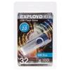 Exployd 530 32GB (синий) - USB Flash driveUSB Flash drive<br>Флэш-накопитель 32 Гб, интерфейс USB 2.0.<br>
