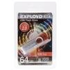 Exployd 530 64Gb (красный) - USB Flash driveUSB Flash drive<br>Флэш-накопитель 64 Гб, интерфейс USB 2.0<br>
