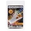 Exployd 530 64Gb (оранжевый) - USB Flash driveUSB Flash drive<br>Флэш-накопитель 64 Гб, интерфейс USB 2.0<br>