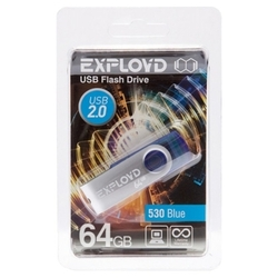 Exployd 530 64Gb (синий)