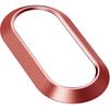 Ободок на камеру для Apple iPhone 7 Plus (Baseus Metal Camera Ring ACAPIPH7P-RI09) (красный) - Мелкая запчасть для мобильного телефонаМелкие запчасти для мобильных телефонов<br>Ободок для защиты объектива вашего Apple iPhone 7 Plus. Выполненный из прочного алюминия, он гарантированно защитит камеру при падении смартфона.<br>