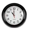 Vigor Д-24 Классика (черный) - Настенные часыНастенные часы<br>Настенные часы, диаметр 240 мм, минеральное стекло, кварцевый механизм.<br>