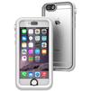 Чехол бампер для Apple iPhone 6, 6s (Catalyst Waterproof CATIPHO6WHT) (белый, серый) - Чехол для телефонаЧехлы для мобильных телефонов<br>Водонепроницаемый чехол для Apple iPhone 6 и iPhone 6S, который отлично защитит как корпус гаджета, так и дисплей.<br>