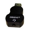 Адаптер USB-jack 3.5 mm (ORIENT AU-03) (черный) - Usb, hdmi кабельUSB-, HDMI-кабели, переходники<br>Адаптер USB-jack 3.5 mm, позволяет использовать гарнитуру от мобильного телефона/смартфона на ноутбуке.<br>