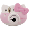 Fujifilm Instax Mini Hello Kitty (розовый) - Фотоаппарат цифровойЦифровые фотоаппараты<br>Камера для мгновенной печати + картридж, видоискатель - оптический, конструкция (элементов/групп)- 2/2, светосила объектива (F-число) - 12.7, фокусное расстояние - 60 мм, встроенная вспышка, ведущее число вспышки - 2.7 м, выдержка - 1/60 с, тип аккумулятора - 2xAA, ресурс аккумулятора - 10 картриджей.<br>