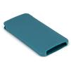 Чехол флип для Apple iPhone 6, 6s (Heddy Ultraslim) (бирюзовый) - Чехол для телефонаЧехлы для мобильных телефонов<br>Обеспечит надежную защиту Вашего устройства от царапин, сколов и потертостей.<br>
