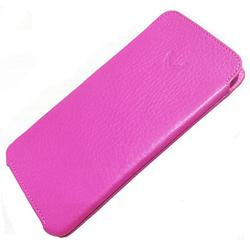Чехол флип для Apple iPhone 6, 6s (Heddy Ultraslim) (розовый)