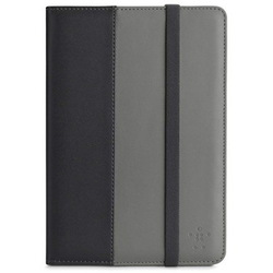 Чехол для Apple iPad mini (Belkin Classic Strap Cover F7N037VFC00) (черный)