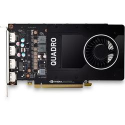 PNY Quadro P2000 PCI-E 3.0 5120Mb 160 bit HDCP RTL