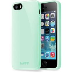 Чехол-накладка для Apple iPhone 5, 5S, SE (Laut Huex Pastels LAUT_IP5SE_HXP_MT) (Spearmint)