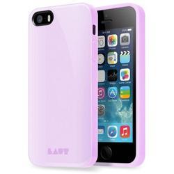 Чехол-накладка для Apple iPhone 5, 5S, SE (Laut Huex Pastels LAUT_IP5SE_HXP_PU) (Violet)