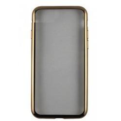 Чехол-накладка для Xiaomi Redmi 4X (iBox Blaze YT000011496) (золотистая рамка)