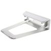 Подставка для ноутбука 10-15 (COTEetCI Aluminium Notebook Stand CS5101-TSp) (серебристый) - Обычная подставка для ноутбукаОбычные подставки для ноутбуков<br>Подойдет для использования с ноутбуками диагональю 10-15. Аксессуар позволяет поднять лэптоп на комфортную для глаз высоту, а также значительно улучшает теплообмен девайса.<br>