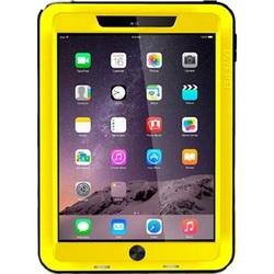 Чехол накладка для Apple iPad 2, 3, 4 (Love Mei 314479) (желтый)