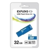 Exployd 560 32GB (синий) - USB Flash driveUSB Flash drive<br>Exployd 560 32GB - флеш-накопитель, объем 32Гб, USB 2.0, 15Мб/с.<br>