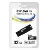 Exployd 560 32GB (черный) - USB Flash driveUSB Flash drive<br>Exployd 560 32GB - флеш-накопитель, объем 32Гб, USB 2.0, 15Мб/с.<br>