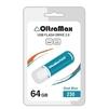 OltraMax 230 64GB (синий) - USB Flash driveUSB Flash drive<br>OltraMax 230 64GB - флеш-накопитель, объем 64Гб, USB 2.0, 15Мб/с.<br>