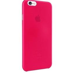 Чехол накладка для Apple iPhone 6, 6S (Ozaki OC555PK) (розовый)