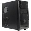 PowerCool S6020 500W Black - КорпусКорпуса<br>Корпус Miditower, блок питания 500Вт, разъемы 2хUSB 2.0, выход на микрофон/наушники.<br>