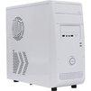 PowerCool S6020 500W White - КорпусКорпуса<br>Корпус Miditower, блок питания 500Вт, разъемы 2хUSB 2.0, выход на микрофон/наушники.<br>