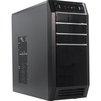 PowerCool 8820BK 500W Black - КорпусКорпуса<br>Корпус Miditower, блок питания 500Вт, разъемы 2хUSB 2.0, выход на микрофон/наушники.<br>