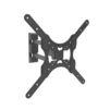 Digis DSM-8043 (черный) - Подставка, кронштейнПодставки и кронштейны<br>Кронштейн Digis DSM-8043 для елевизоров 23-55, 2 колена, VESA - 400x400 мм, максимальный вес 35кг.<br>