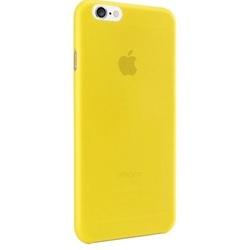 Чехол накладка для Apple iPhone 6, 6S (Ozaki OC555YL) (желтый)