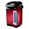 Willmark WAP-502KL (красный) - ЭлектрочайникЭлектрочайники и термопоты<br>Термопот, объем 5 л, мощность 900 Вт, закрытая спираль, ненагревающийся корпус, индикация включения.<br>