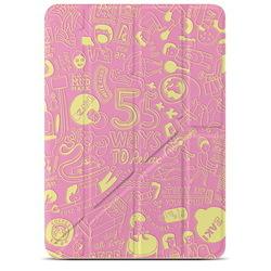 Чехол книжка для Apple iPad Air (Ozaki OC113PK) (розовый)