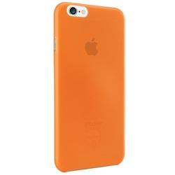 Чехол накладка для Apple iPhone 6, 6S (Ozaki OC555OG) (оранжевый)
