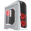 GameMax G539 RGB (белый, подсветка RGB) - КорпусКорпуса<br>Корпус, ATX, mATX, Midi-Tower, сталь, без блока питания, 2xUSB на лицевой панели, 200x520x480 мм, 4.8 кг, цвет: белый, подсветка RGB.<br>