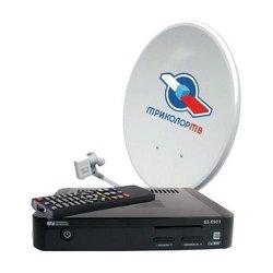 Комплект спутникового ТВ Триколор ТВ Full HD GS E501 (черный)