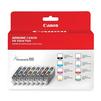 Набор картриджей для Canon Pixma PRO-100 (CLI-42 Multi Pack 6384B010) (многоцветный) (8 шт) - Картридж для принтера, МФУКартриджи для принтеров и МФУ<br>Набор картриджей совместим с моделью: Canon Pixma PRO-100.<br>