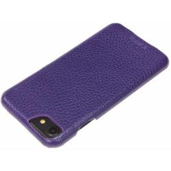Чехол накладка для Apple iPhone 7 (Heddy Alcantara Cover Heddy7-CovAl-pur) (фиолетовый)