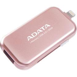 ADATA i-Memory Elite UE710 32Gb (AUE710-32G-CRG) (розово-золотистый)