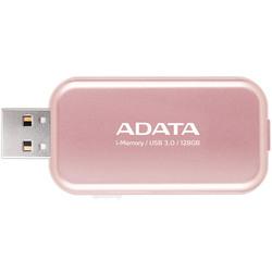 ADATA i-Memory UE710 128GB (AUE710-128G-CRG) (розово-золотистый)