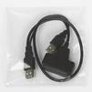 Кабель-конвертер SATA-USB 3.0 с питанием (Smartbuy SB-Cable-SUSB3) (черный) - Кабель, переходникКабели, шлейфы<br>Разъемы SATA-USB 3.0, дополнительное питание с разъемом USB.<br>