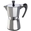 GAT Aroma Vip (12 чашек) (серебристый) - Кофеварка, кофемашинаКофеварки и кофемашины<br>Кофеварка, гейзерная, емкость резервуара для воды - на 12 чашек, объем - 600 мл, материал корпуса - алюминий.<br>