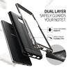 Чехол накладка для Samsung Galaxy Note 7 (Spigen Neo Hybrid 562CS20568) (серый) - Чехол для телефонаЧехлы для мобильных телефонов<br>Чехол накладка плотно облегает корпус телефона и гарантирует его надежную защиту от царапин и потертостей.<br>
