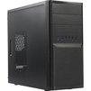 Powerman ES701BK 450W Black - КорпусКорпуса<br>Корпус Minitower, блок питания 450Вт, 2хUSB 2.0, 2xUSB 3.0.<br>