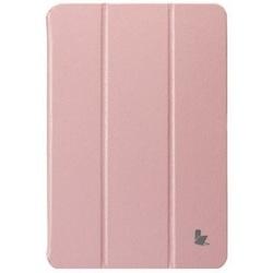 Чехол книжка для Apple iPad Air (Jison Executive Smart Cover 875201) (розовый)