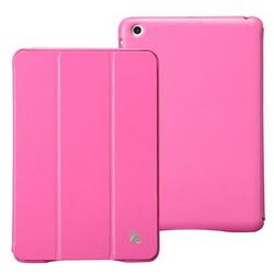Чехол книжка для Apple iPad mini (Jison Classic Smart Cover JS-IDM-07T34) (розовый)