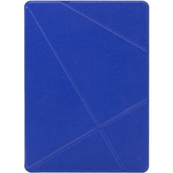 Чехол книжка для Apple iPad Pro 12.9 (Kajsa Svelte Collection Origami 578044) (синий)