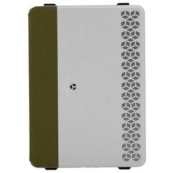 Чехол книжка для Apple iPad Pro 9.7 (Kajsa Reflective Collection 661469) (серый)