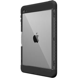 Чехол для Apple iPad Mini 4 (LifeProof Nuud Case 77-52629) (черный)